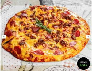Zantius Loaded Pizza
